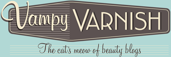 Vampy Varnish - The Cat's meow of beauty blogs