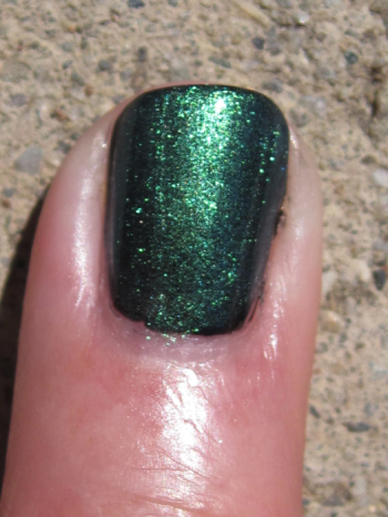 CND Blackjack with Emerald Shimmer