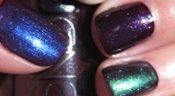 CND Dark Ruby with Effects