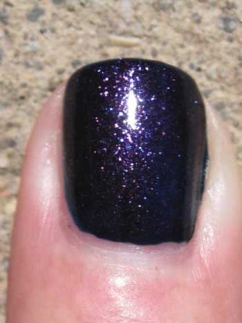 CND Inkwell with Amethyst Sparkle