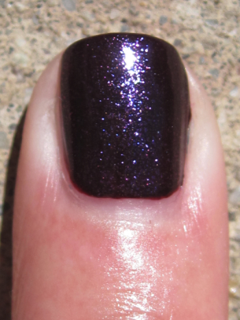 CND Raisin In The Sun Amethyst Sparkle