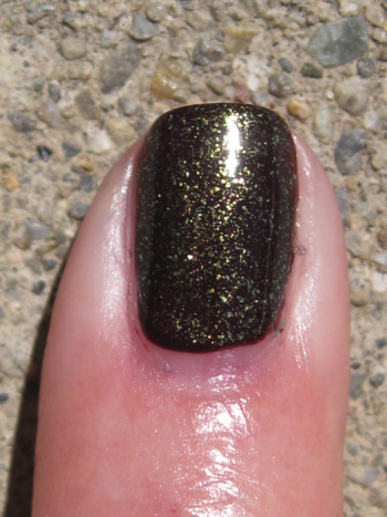 CND Raisin In The Sun Jade Sparkle