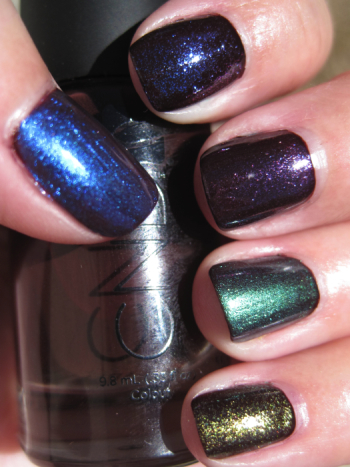 CND Raisin In The Sun with Effects