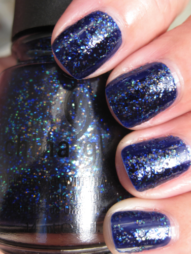 China Glaze Meteor Shower