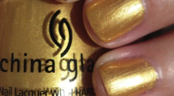 China Glaze Twenty-Four K