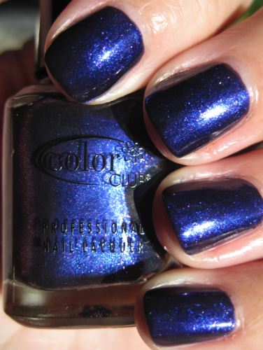 Color Club Taboo!