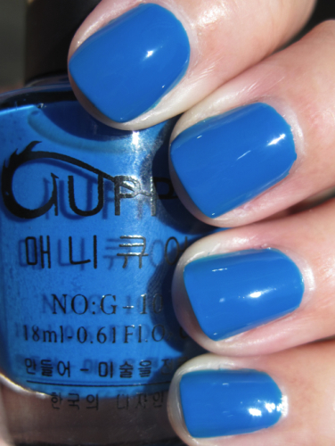 Guppy 04 Guppy Nail Polish
