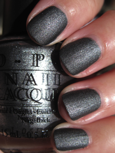 OPI Suzi Skies In The Pyrenees Suede
