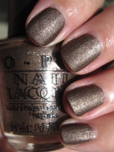 OPI You Don't Know Jacques! Suede