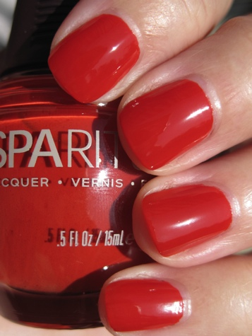 Spa Ritual Intrigue A Plethora of Red & Pink Nail Polish for Valentines Day