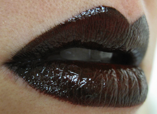 Black OCC Lip