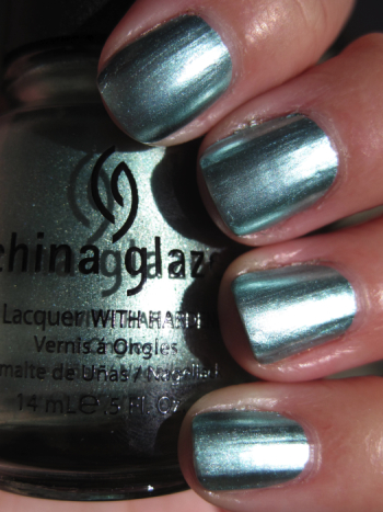 China Glaze Metallic Muse