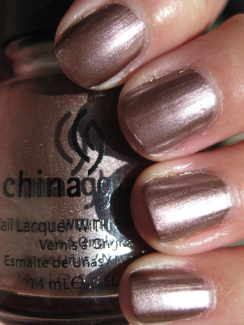 China Glaze Robotika
