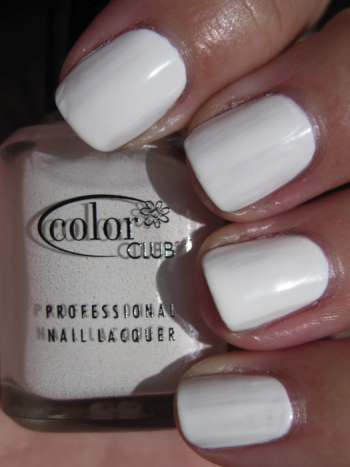 Color Club Alabaster