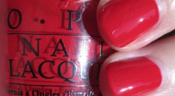 OPI Comet Loves Cupid