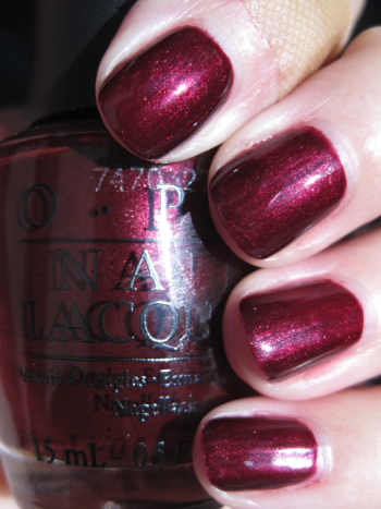 OPI Glove You So Much!