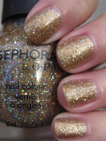 Sephora by OPI Worth My Weight