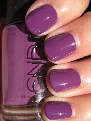 CND Electric Purple