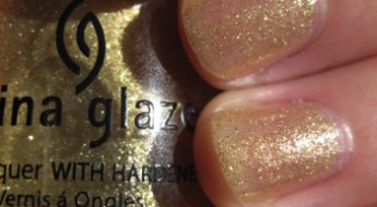 China Glaze 5 Golden Rings
