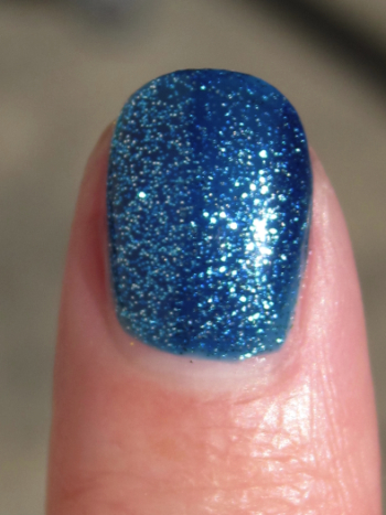 China Glaze Dorothy Who Macro