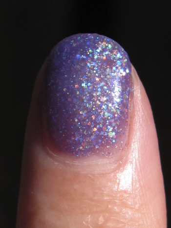 China Glaze Electric Lilac Macro