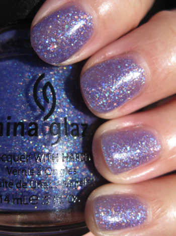 China Glaze Electric Lilac