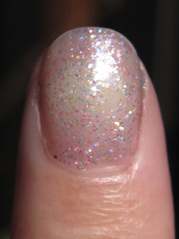 China Glaze Glacier Macro