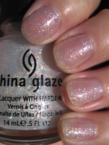 China Glaze Glacier