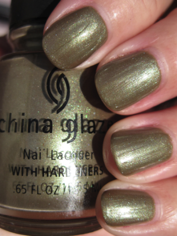China Glaze Out On Safari