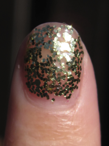 China Glaze Treasure Chest Macro