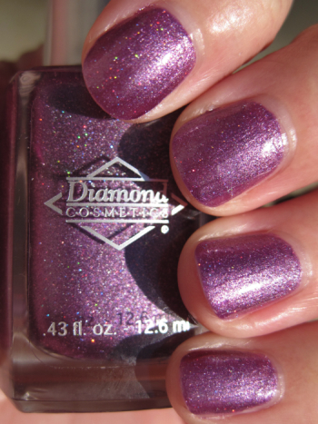 Diamond Cosmetics Amethyst & Diamonds