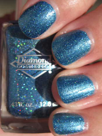 Diamond Cosmetics Blue Diamonds