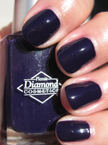 Diamond Cosmetics Crushed Velvet