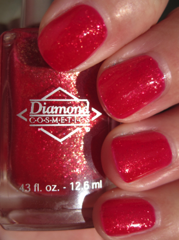 Diamond Cosmetics Rubies & Diamonds