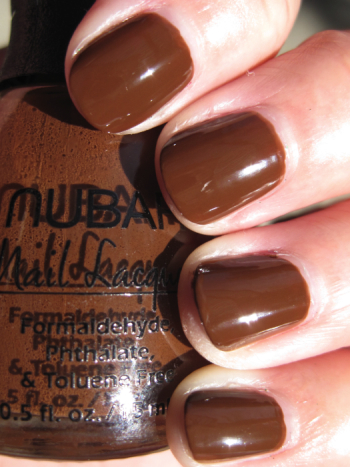 Nubar Milk Chocolate Creme