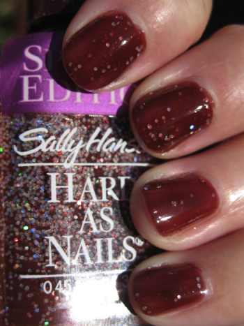 Sally Hansen Radar