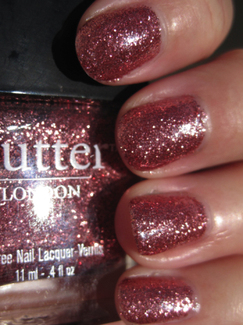 butter LONDON Rosie Lee A Plethora of Red & Pink Nail Polish for Valentines Day