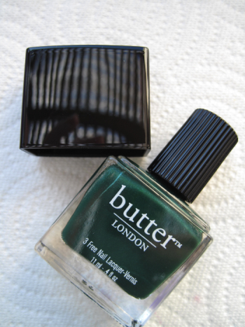 butter LONDON bottle