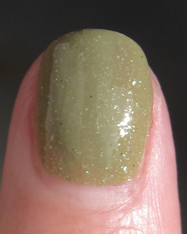BB Couture Kelly's Green Zoom