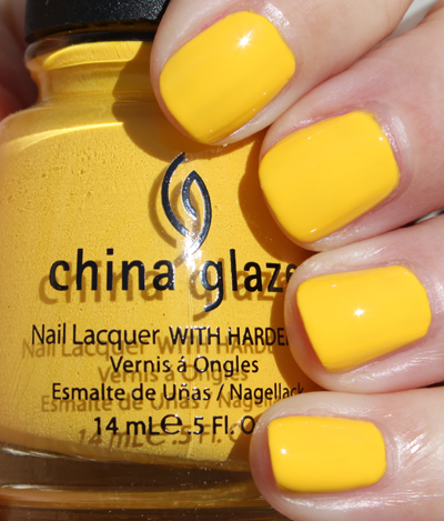 China Glaze Happy Go Lucky