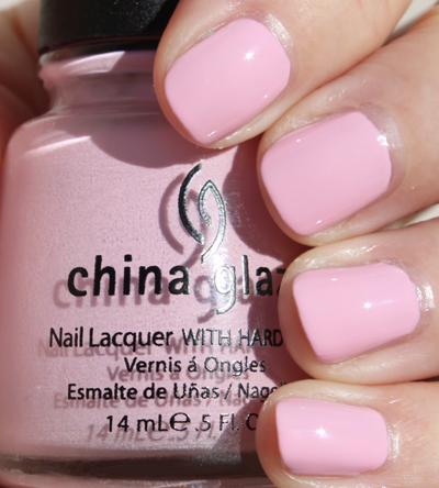 China Glaze Something Sweet A Plethora of Red & Pink Nail Polish for Valentines Day