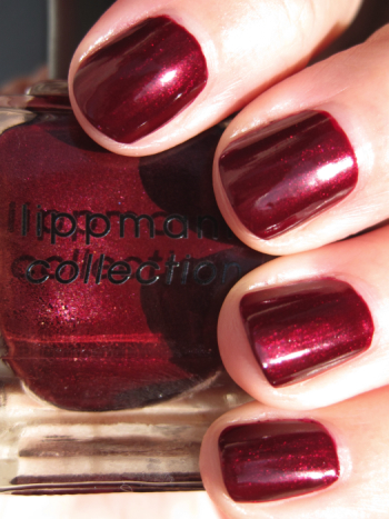 Deborah Lippmann Bitchs Brew A Plethora of Red & Pink Nail Polish for Valentines Day