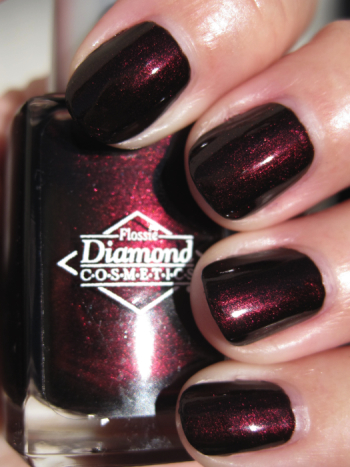 Diamond Cosmetics Cherry Tobacco A Plethora of Red & Pink Nail Polish for Valentines Day