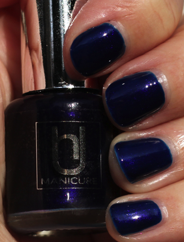 HJ Manicure Midnight Sky