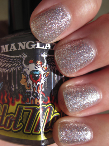 ManGlaze Hot Mess with Top Coat