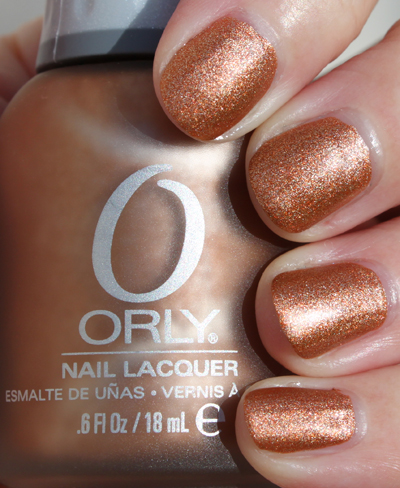 Orly Glam Rock Orly Metal Chic Metallic Matte Nail Polish Giveaway!