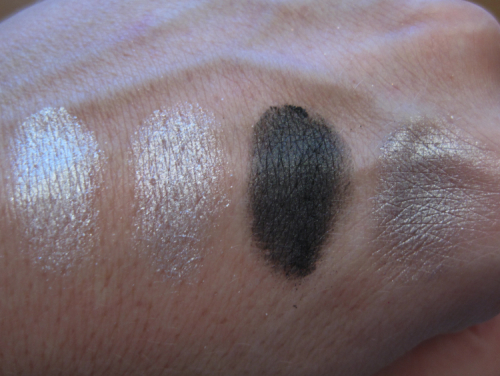 Sigma Smokey Swatches