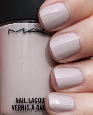 MAC Light Affair Nail Lacquer Swatches and Review | Vampy Varnish