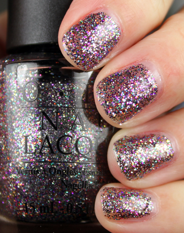 OPI Mad As A Hatter OPI Alice in Wonderland Collection Swatches and Review