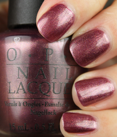 Opi Hong Kong Collection For Spring 2010 Swatches And Review Part Ii Vampy Varnish